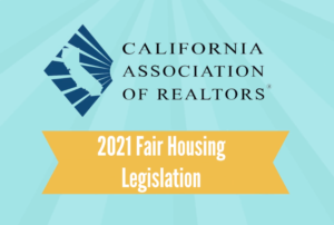 California Association of Realtors Fair Housing logo